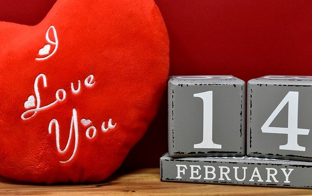 Love is not just for Valentine's Day