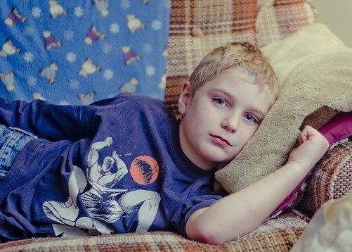 Helping children with emetophobia