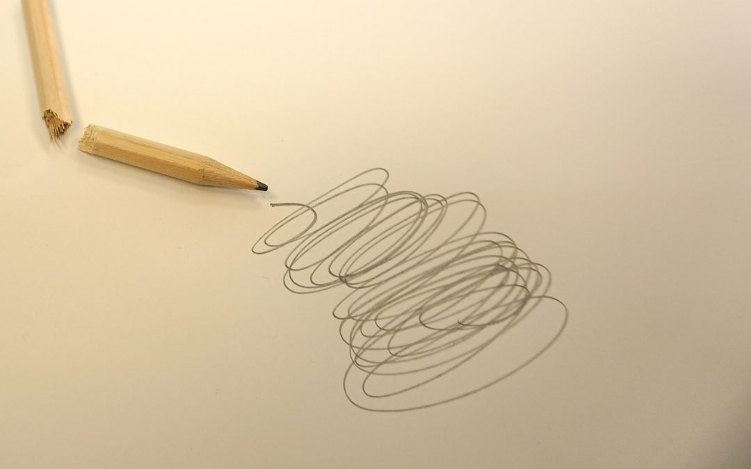 Scribble game: how to help kids relax and open up about emotions